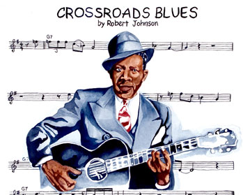 Cross Roads Blues